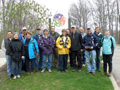 Lake Erie Birding group